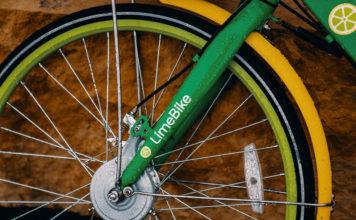bike sharing dockless limebike