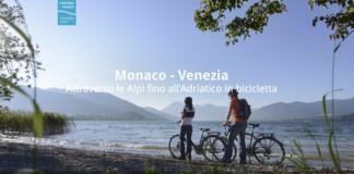 ciclovia monaco-venezia