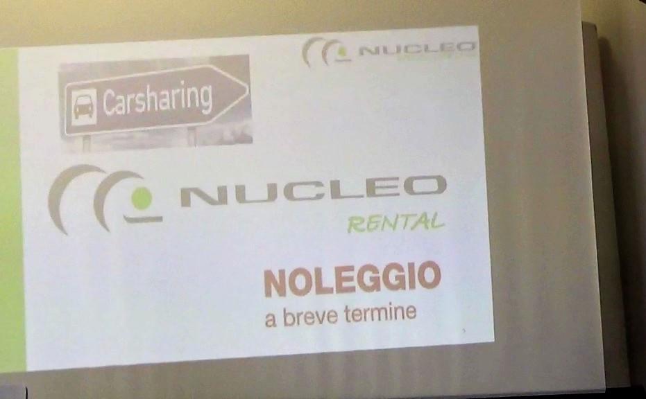 Nucleo rental