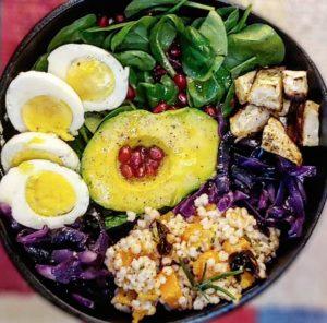 Energybuddha bowl