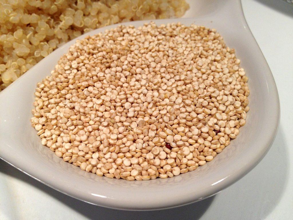 carboidrati lenti quinoa