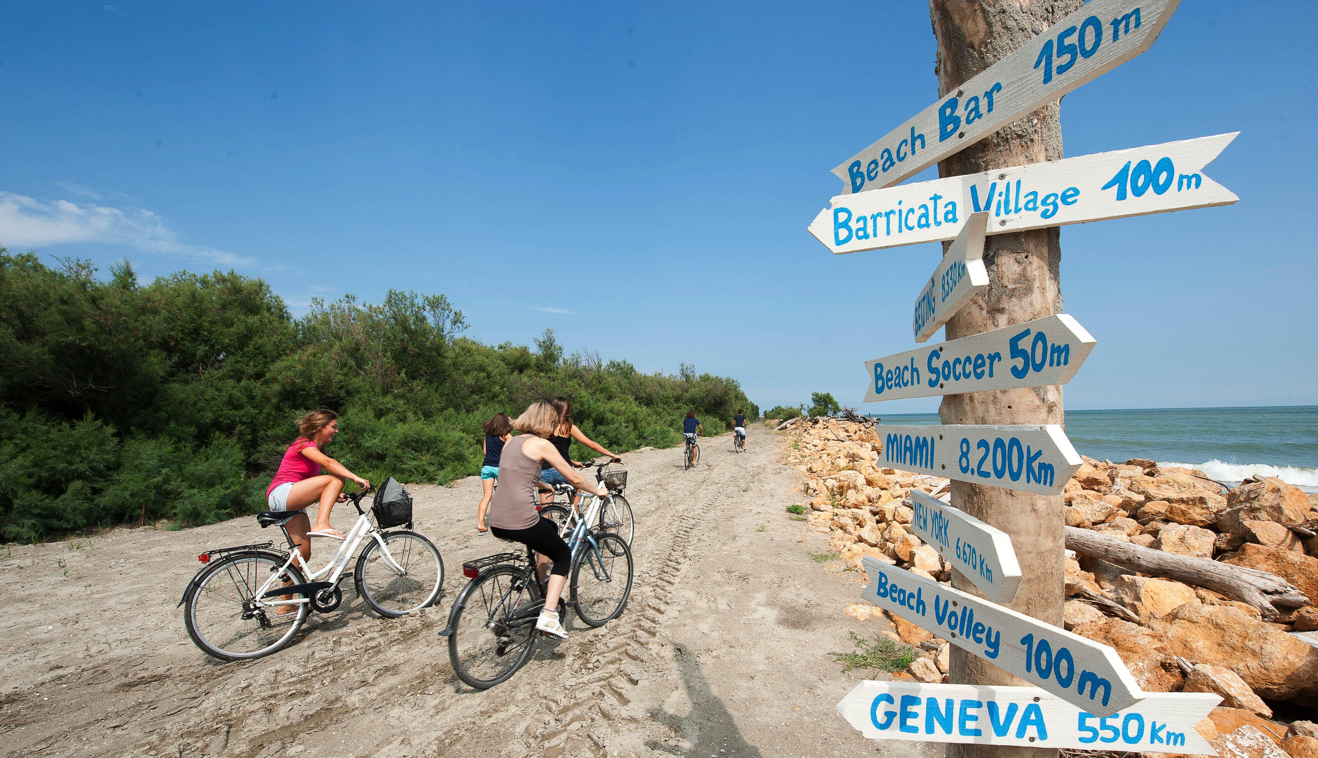 Il parco regionale veneto del delta del Po in bici - BiciTech