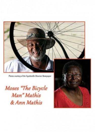 Ann and Moses Mathis