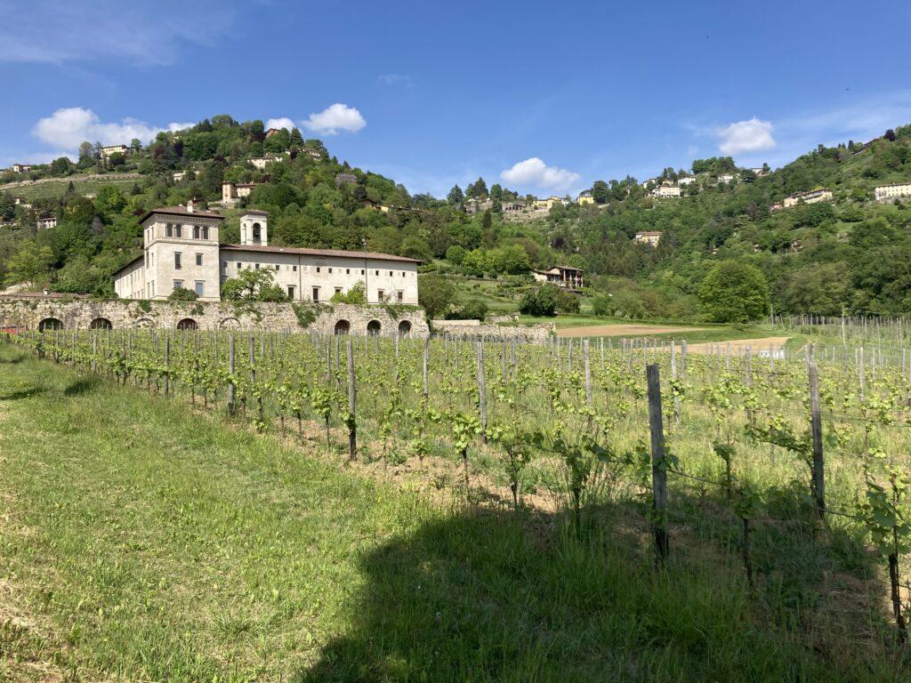 Bergamo - Monastero di Astino