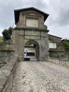 Bergamo - Porta San Lorenzo